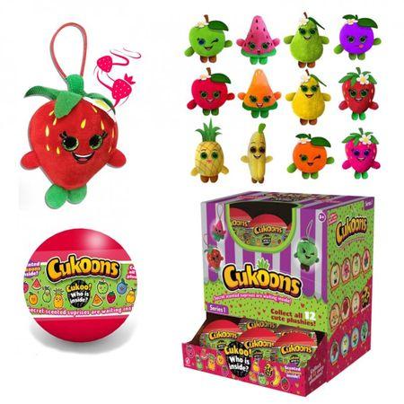 Denis plišana igračka Cukoons Surprise Fruits