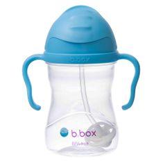 b.box Sippy cup hrnček so slamkou