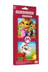 Paladone komplet podstavkov Super Mario 3D, 8 kosov