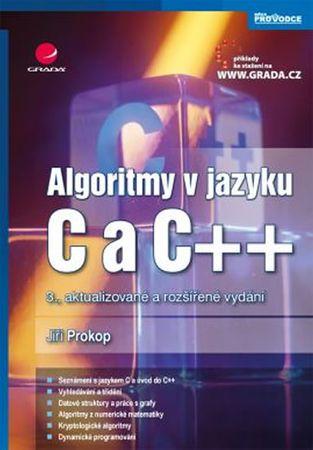 Prokop Jiří: Algoritmy v jazyku C a C++