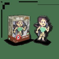 Pixel Pals svetilka Tomb Raider Lara Croft