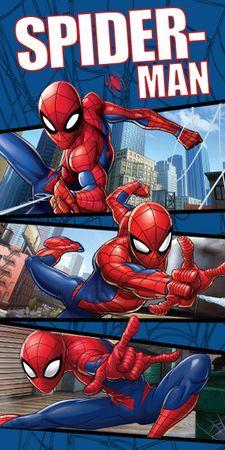 """Jerry Fabrics Spider-man """"blue 02"""" törölköző"""