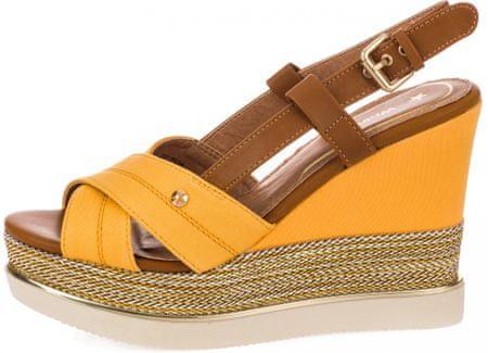 Wrangler damskie sandały Sunny Kelly 39 żółty