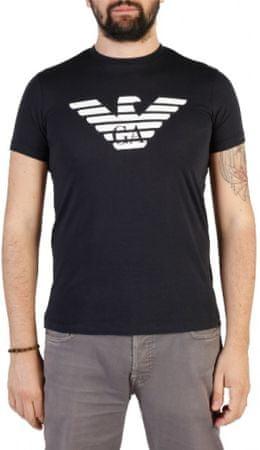 Emporio Armani pánské tričko XL tmavě modrá