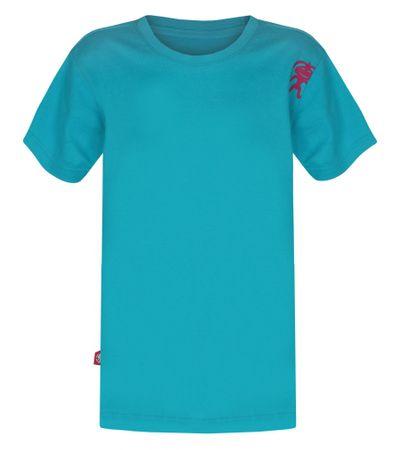 Rafiki otroška majica, 128, modra