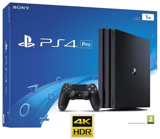 Sony Playstation 4 Pro - 1TB, (PS719753414)