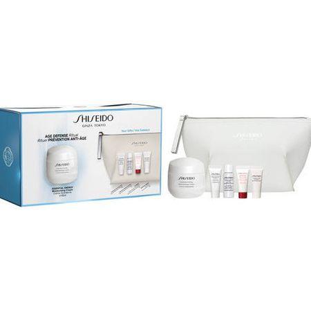 Shiseido Bőrápoló ajándék készletEssential Energy
