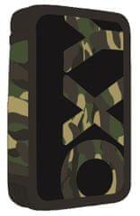 Karton P+P Penál 3 patrový OXY Army