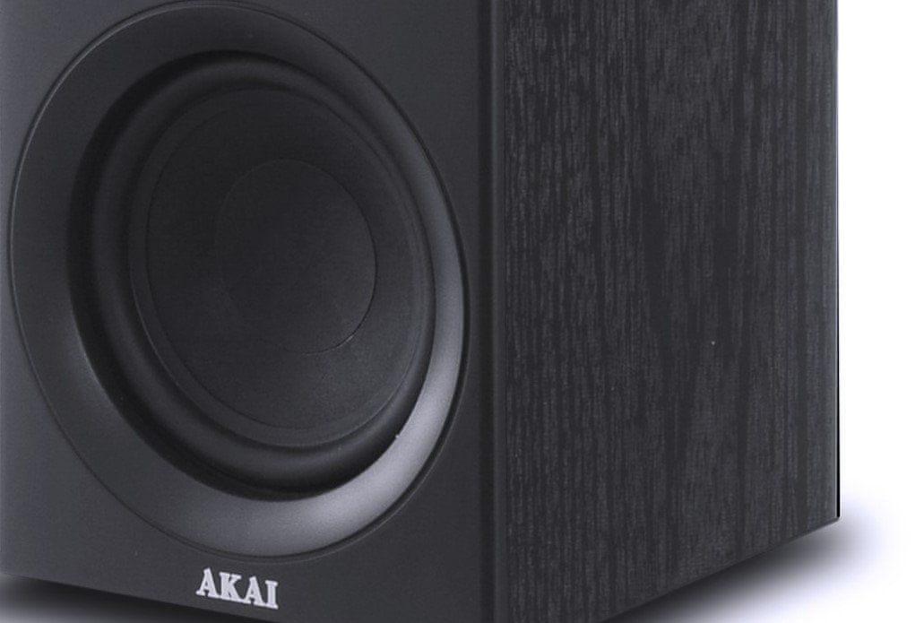 MICRORENDSZER DIGITAL FM TUNER / CD / MP3 / BLUETOOTH / USB AKAI AM-301 W