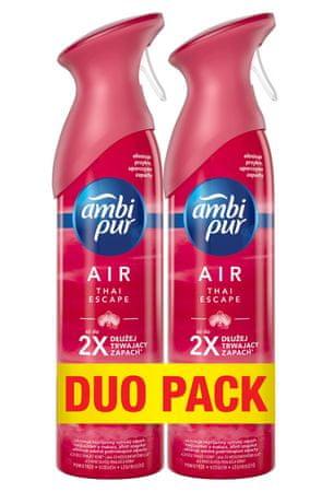 Ambi Pur Thai osvežilec zraka, 2 x 300ml