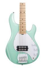 Sterling by MusicMan SUB StingRay5 Mint Green - Mátově zelená