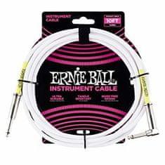 Ernie Ball 6049 10' Instrument Classic Cable - nástrojový kabel rovný / zahnutý jack - 3.05m