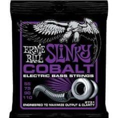 Ernie Ball 2731 Cobalt Power Slinky 55 / 110 - basové struny