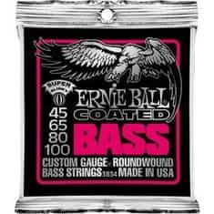 Ernie Ball 3834 Coated Bass Strings - Super Slinky .045 - .100