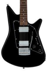Sterling by MusicMan Albert Lee Signature HH elektrická kytara, černá