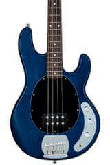 Sterling by MusicMan SUB StingRay4 Trans Blue Satin