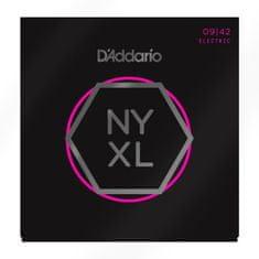 Daddario NYXL0942 Nickel Wound Electric Super Light .09-.042 struny na elektrickou kytaru
