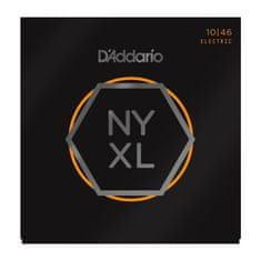 Daddario NYXL1046 Nickel Wound Electric Regular Light .010-.046 struny na elektrickou kytaru