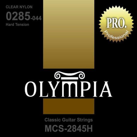 Olympia Olympia MCS2845H Hard Tension - nylonové struny na klasickou kytaru