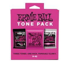 Ernie Ball 3333 Super Slinky Electric Strings 3-pack(Slinky, Cobalt, M-Steel) .009-.042 struny na elektrickou kytaru
