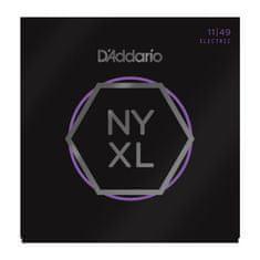 Daddario NYXL1149 Nickel Wound Electric Medium .011-.049 struny na elektrickou kytaru