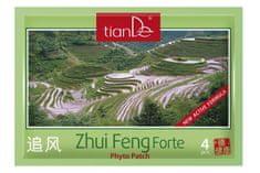 TianDe Kosmetická tělová fytonáplast Zhui Feng Forte 4 ks