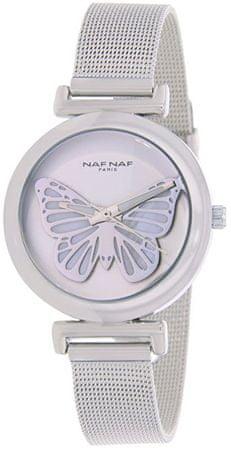 NAF NAF PARIS Náramkové hodinky NAF NAF N10914-200