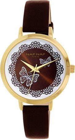 NAF NAF PARIS Náramkové hodinky NAF NAF N10752-105
