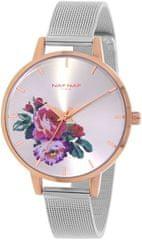 NAF NAF PARIS Náramkové hodinky NAF NAF N10754-010