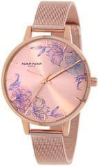 NAF NAF PARIS Náramkové hodinky NAF NAF N10754-015