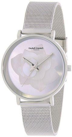 NAF NAF PARIS Náramkové hodinky NAF NAF N11074-204