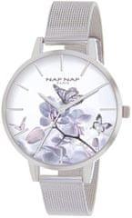NAF NAF PARIS Náramkové hodinky NAF NAF N10984-213