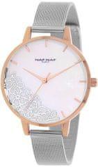 NAF NAF PARIS Náramkové hodinky NAF NAF N11354-003