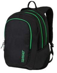 Target nahrbtnik 3 Zip Duel Apple, zelen, 26192