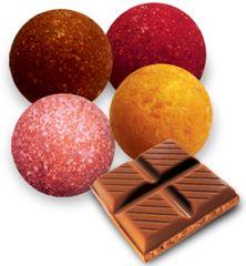 Lamps Výroba kúpeľových bômb - čokoláda