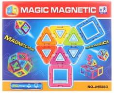 Lamps Magnetická stavebnice 26 ks