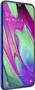 4 - SAMSUNG Galaxy A40, 4GB/64GB, Blue