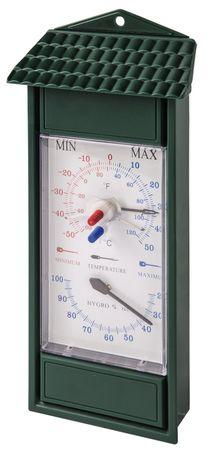 Hama Teploměr pro max./min. teplotu, analogový