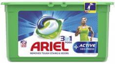 Ariel gel kapsule Active Sport 3in1, 32 kosov