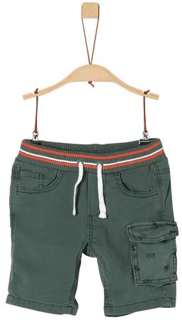 s.Oliver fiú rövidnadrág 92 zöld