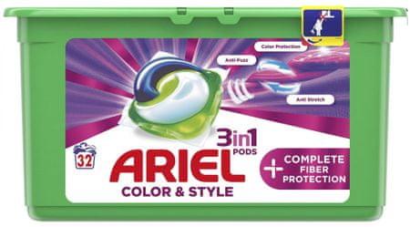 Ariel Gélkapszulák Complete Shape 3 az 1-ben 32 db