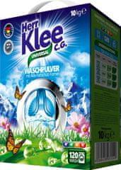 Herr Klee Universal Prací prášek 10 kg BOX - 120 praní