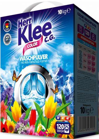Herr Klee Color Prací prášek 10 kg BOX - 120 praní