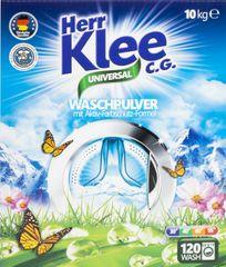 Herr Klee Universal Prací prášek 10 kg foil - 120 praní