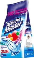 WascheMeister Color Prací prášek 10,5 kg – 140 praní