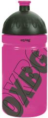 Karton P+P Láhev na pití 500 ml BLACK LINE pink