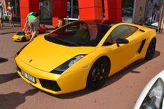 Adrop.sk Jazda na Lamborghini Gallardo Žilina - Dolný Hričov