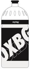 Karton P+P Fľaša na pitie 700 ml BLACK LINE white
