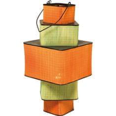 KARE Lucerna Bamboo Step Square 79 cm