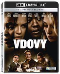 Vdovy (2 disky) - Blu-ray + 4K Ultra HD